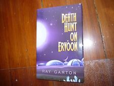 Death Hunt on Ervoon Ray Garton Cemetery Dance Signed