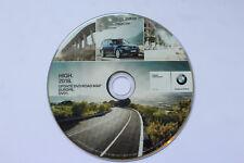 GENUINE BMW 2018 High Navigation Maps Europe Sat Nav Disc DVD X5 E53 Z4 E46 M3