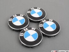 Genuine BMW - BMW Center Caps - Set of Four - 36136783536X4