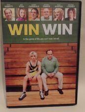 WIN WIN, DVD, GIAMATTI, SINGLE DISC W/CASE & COVER ARTWORK