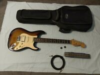 Rare K-Garage KST-150 Japan Stratocaster Electric Guitar - Excellent Condition