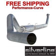 """Silverline Diesel 4"""" Exhaust System fits 94 - 97 Powerstroke 7.3 - FS100A"""