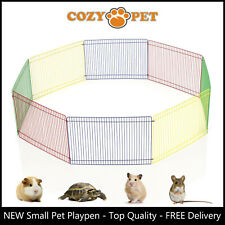 Cozy Pet Guinea Pig Hamster Mouse Playpen Run - for small animals - PP06