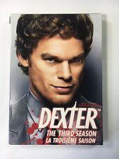 Dexter - The Complete Third Season (DVD, 2011)