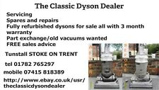 dyson vacuum cleaner repairs & servicing in stoke on trent