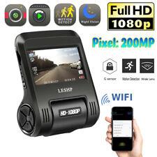 WIFI Vehicle 1080P Car Dashboard DVR Camera Video Recorder G-Sensor Dash Cam 2MP