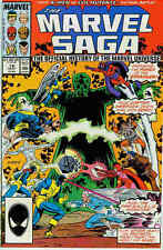 Marvel saga # 18 (steve Ditko, Jack Kirby, Jim steranko) (états-unis, 1987)