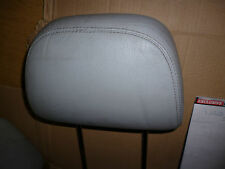 MERCEDES C 208 CLK 230K,200,320,430 GREY LEATHER FRONT HEAD REST