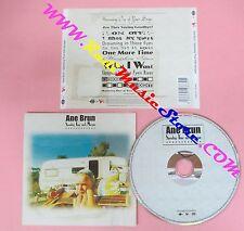 CD ANE BRUN spending time with morgan 2003 DETERMINE DEMCD01 no lp mc dvd (CS54)