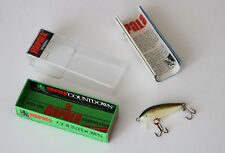 Vintage RAPALA CD-3 MN COUNTDOWN SINKING Fishing Lure MADE IN FINLAND