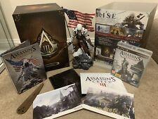 *Rare* Playstation 3 Assassins Creed 3 Collectors Edition