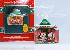 Enesco Mice The Nutcracker Halfpint Playhouse Treasury of Christmas Ornament NIB