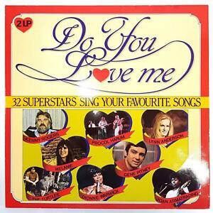 "Do You Love Me 32 Superstars 2 LP Vinyl 12"" BR MUSIC N 8333026/27 VG+ F811"
