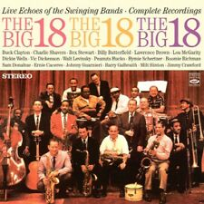 The Big 18 LIVE ECHOES OF THE SWINGING BANDS - COMPLETE RECORDINGS (2-CD SET)