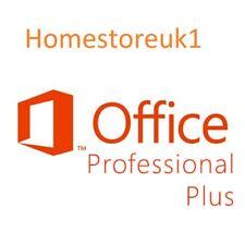 Office Professional Plus 2016 OEM Key Code 32/64 Bit Multilangual Vollversion