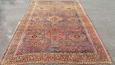 11 x 17 ft. 19th Century Antique Ghashghaei / Qashqai Persian Rug, Palace Size!