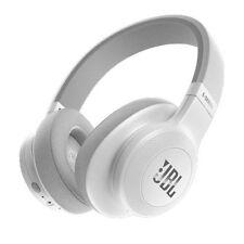 JBL E55 Bluetooth On Ear Kopfhörer 3,5mm Anschluss Mikrofon Weiss