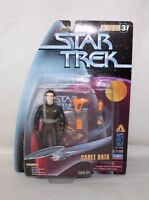"1997 STAR TREK Warp Factor Series 3 ""CADET DATA"" Action Figure IOP #65116"