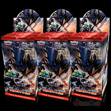 Booster Pokemon Soleil Lune Ombres Ardentes Darkness 450 Cartes 3 Display Coréen
