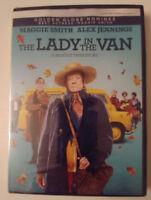 Lady In The Van BRAND NEW & SEALED DVD REGION 1