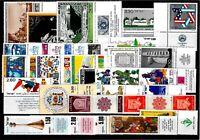 Israele  -. Lotto da  32  Francobolli (Stamps) in serie complete - perfetti