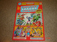 JUSTICE LEAGUE OF AMERICA 100 PAGE SUPER SPECTACULAR