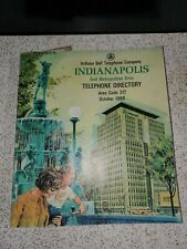 1966 Indianapolis Telephone Directory , Indianapolis, Ind. / Indiana Bell Teleph
