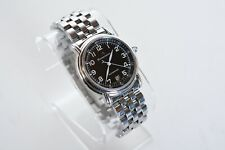 Maurice Lacroix Pontos Automatic Date 68775 Sapphire Military Field Metal Date