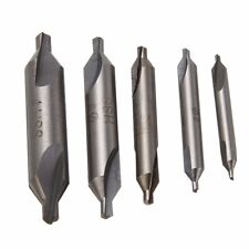 """#23 .1540/"""" Straight Flute Carbide Drill MF835150 140 Degree Point"""