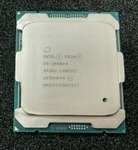Intel Xeon E5-2690v4 SR2N2--- 2.60GHz/14 Core/35MB/Socket 2011-3 CPU Processor