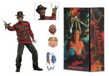 Pesadilla en Elm Street Freddy Krueger Ultimate figura 2018 relanzamiento En Stock!