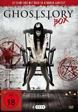 12 x GHOSTSTORY CAJA Fantasmas POLTERGEIST Ghosts HORROR HAUS House DVD