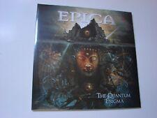 EPICA THE QUANTUM ENIGMA RED VINYL 200 COPIES NEW & SEALED