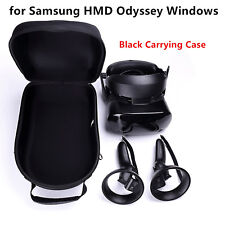 1x Black Hard Eva Case Bag for Samsung HMD Odyssey Windows Mixed Reality Headset