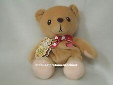 Cherished Teddies Plush Heart of Gold Valentines Day 1999 NEW
