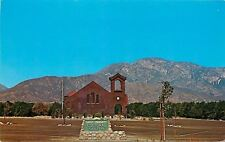 Upland California~Chaffey Community Cultural Center~Museum~1960s Postcard