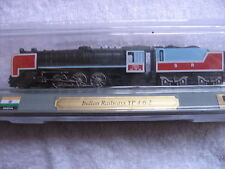 DEL PRADO N 1/160 LOCOMOTIVE #38 INDIAN RAILWAYS YP 4-6-2 INDE