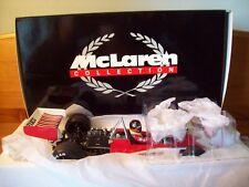 1/18 McLaren Ford M23 Emerson Fittipaldi champion du monde 1974