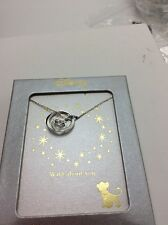 $68 Disney Magical Moment Lion King Wild About  Pendant Necklace Sterling Silver