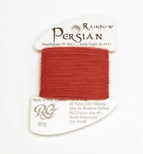 "Persian Wool #42 /""Golden Spice/"" Single Ply Needlepoint Thread by Rainbow Gallery"
