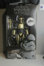 """Star Wars Black Series 6"""" Commander Pyre Sealed IN HAND Galaxy's Edge Target New"""
