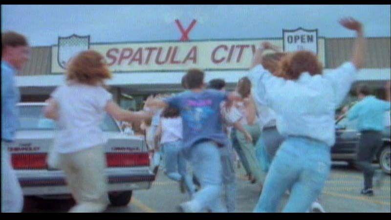 Amazing Larry's Spatula City