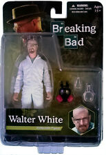 BREAKING BAD Walter White - White Hazmat Suit - Action Figure NEW