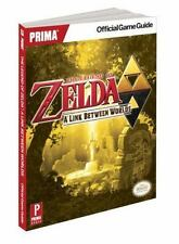 The Legend of Zelda: a Link Between Worlds : Prima Official Game Guide by Cory …
