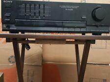 Sony Ta-Ax285 Acoustic Control Amplifier 5 Band Graphic Eq•Phono•JapanTestd Wrks