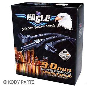 BLUE Eagle Ignition Leads 9.0mm - for Honda Civic 12v 1.5L EW2 & Shuttle Wagon