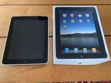 "Apple iPad 1st Generación - 64GB, Wi-Fi + Celular 3G, 9.7"" - Negro - Black"