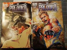 Joe Palooka 1 And 4 Idw 2012