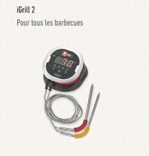 WEBER Thermometre connecté IGrill 2