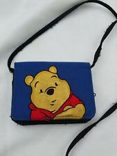 Winnie The Pooh Purse/Shoulder Bag Embroidered, Small